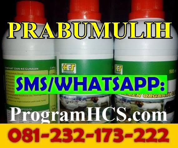 Jual SOC HCS Prabumulih