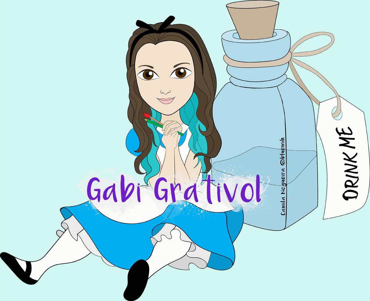 ilustração-ilustracao-desenho-blogueiras-presente