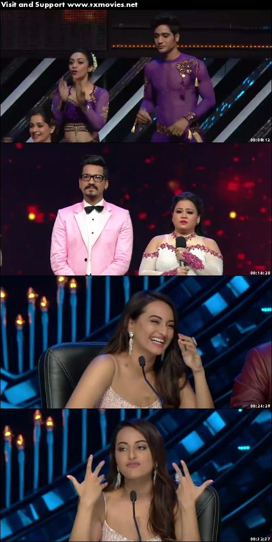 Nach Baliye 15 April 2017 HDTV 480p