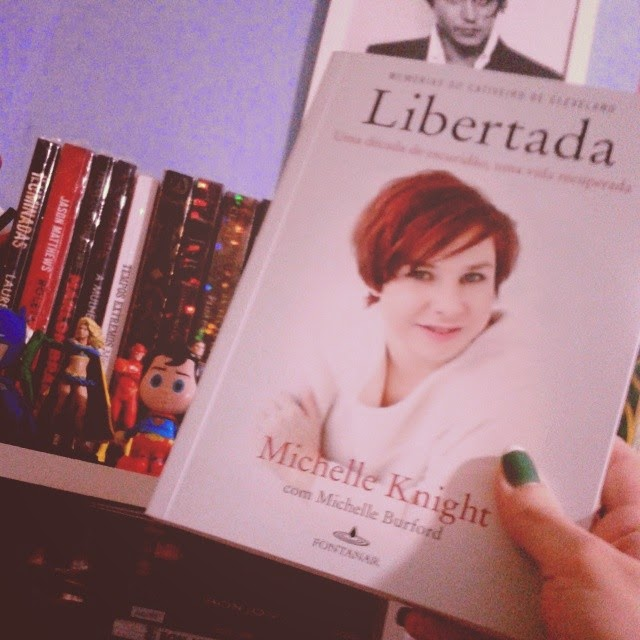 Finding Me Michelle Knight Book