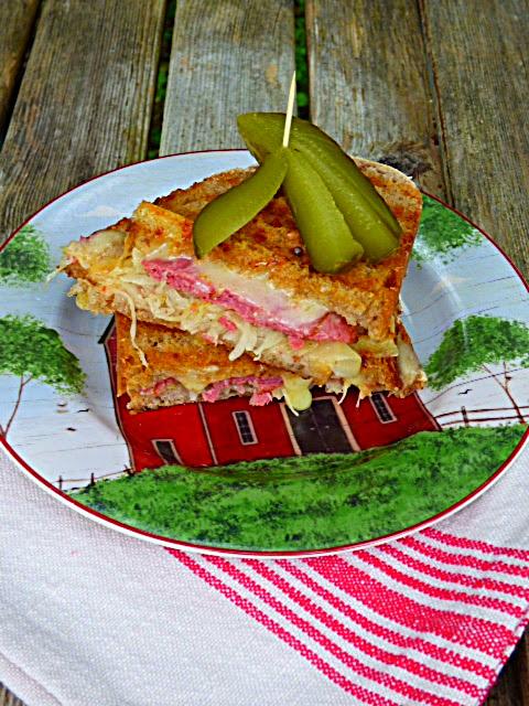 classic American sandwiches