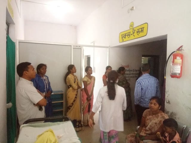 जशपुर गौरव पथ के अधूरे निर्माण से बढ़ रही दुर्घटना,चौथी क्लास के बालक को आल्टो चार ने मारी ठोकर