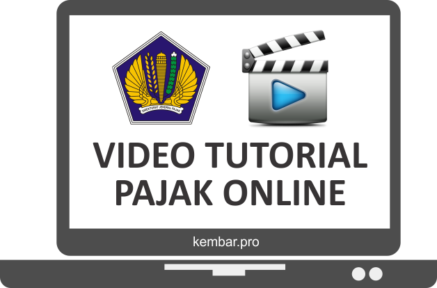 Video Tutorial Pajak Online