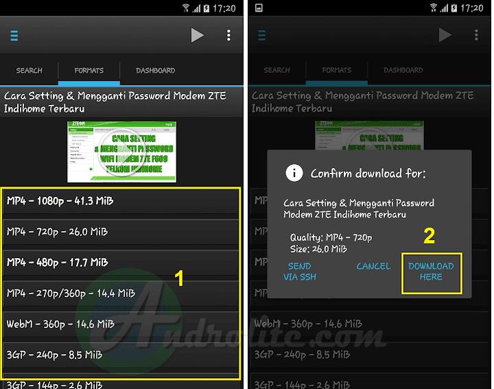 Cara Download Video Youtube di Android Menggunakan Video Downloader Gratis