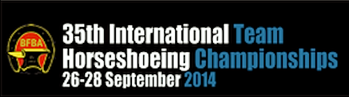 35th International Team Horseshoeing Championship