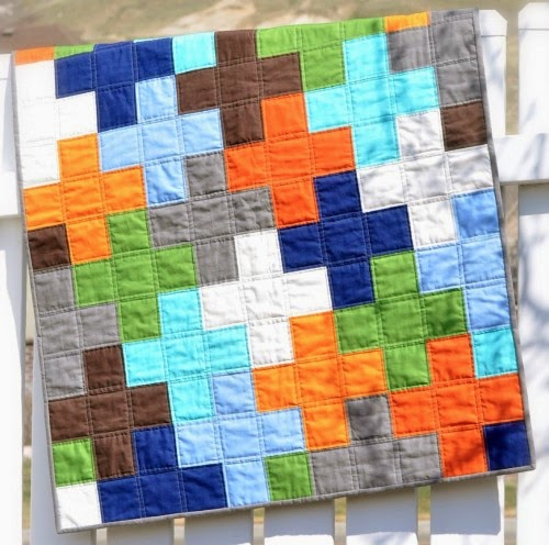 Free Plus Quilt Pattern & Tutorial