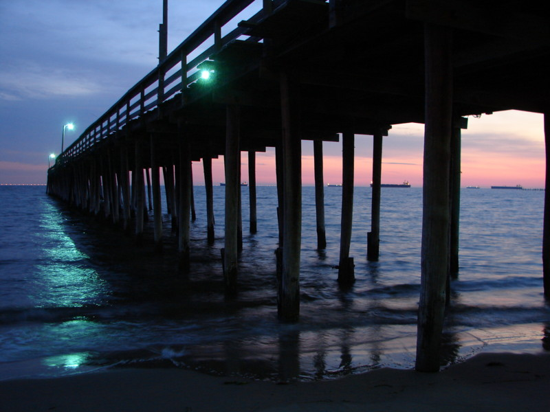 Top 10 places in virginia beach for the best instagram for Fishing spots in virginia beach