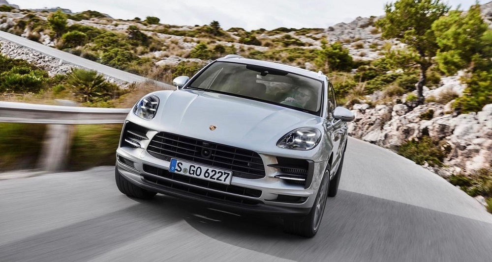 Next generation Porsche Macan will be electric