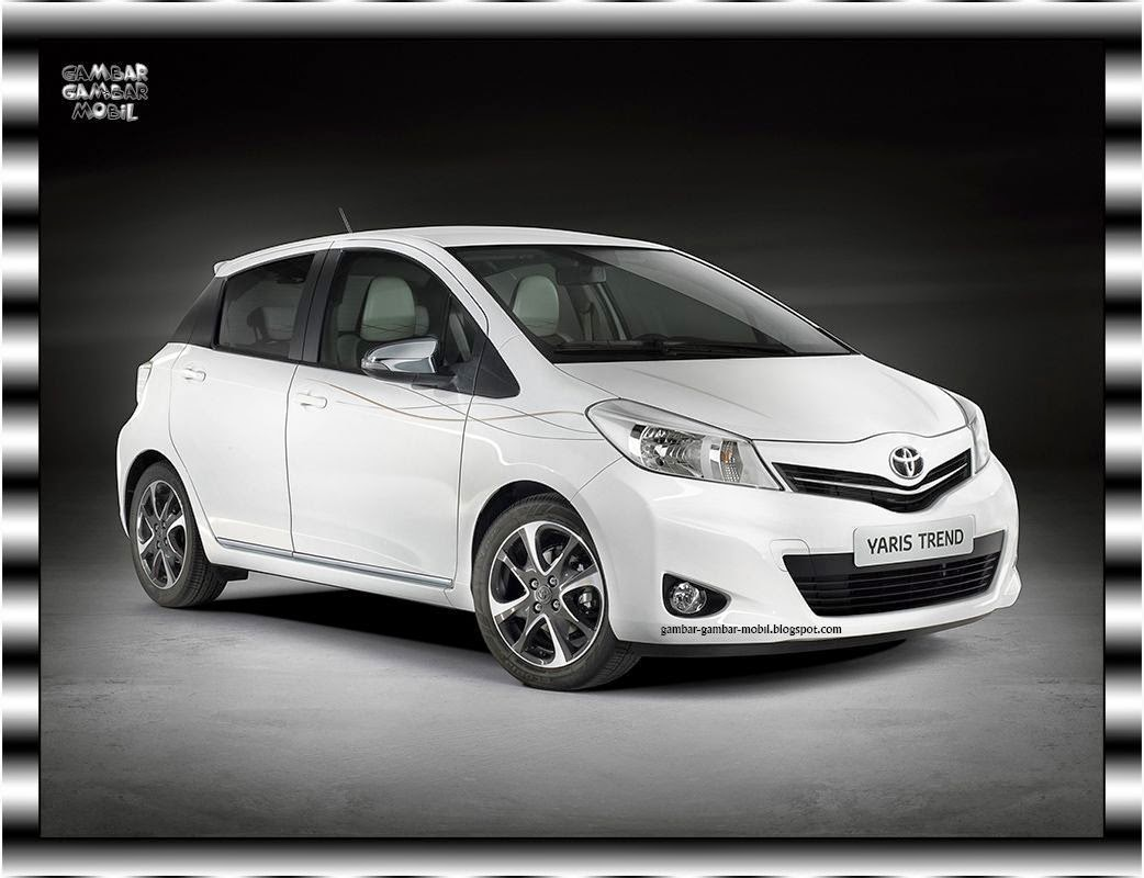 Toyota Yaris Trd Terbaru Grand New Veloz Warna Hitam Gambar Mobil 2014