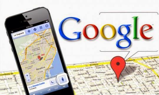 aplikasi mudik google maps