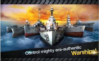 Warship Battle 3D World War Preview 3