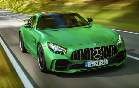 2018 Mercedes-AMG GT R First Driver and Review