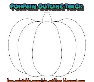 photograph relating to Printable Pumpkin Outline identify Free of charge Printable Pumpkin Outlines
