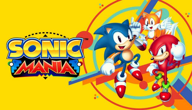 SONIC MANIA-FREE DOWNLOAD