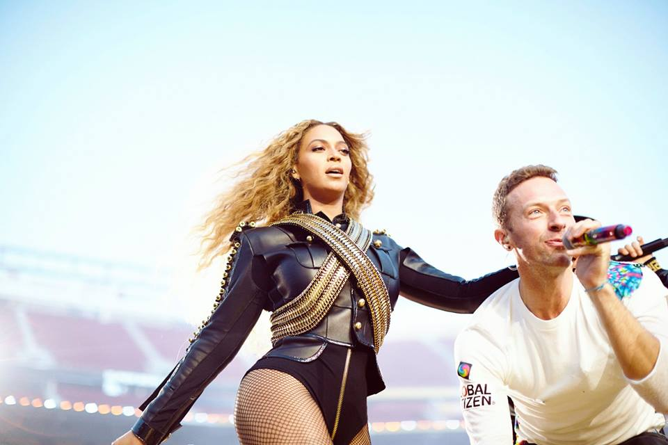 Beyoncè Super Bowl 2016