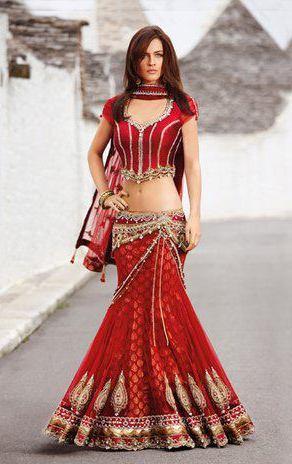 zaina collections indian langa