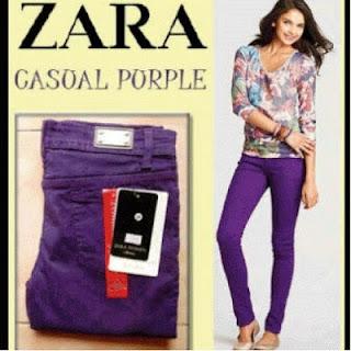 Gambar Zara Jeans