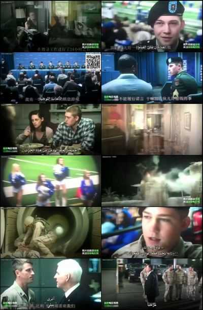 Billy Lynn's Long Halftime Walk 2016 English Movie Download HDTC