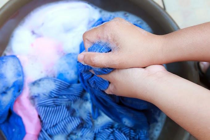 Tips mencuci Batik agar tidak luntur