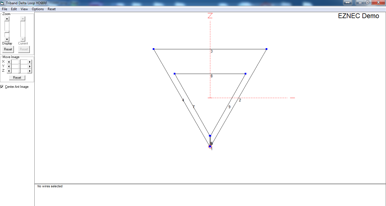 Triband Delta Loop antenna – some theory | QRPblog