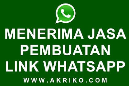 Cara Membuat Isi Pesan Keren pada Link WhatsApp