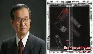 Penemu Flash Disk - Dr Fujio Masuoka