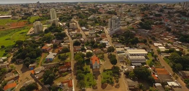 No Entorno de Brasília, Cristalina é uma das cidades que mais se desenvolvem economicamente...