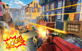 Guns Of Boom mod Apk Unlimited money
