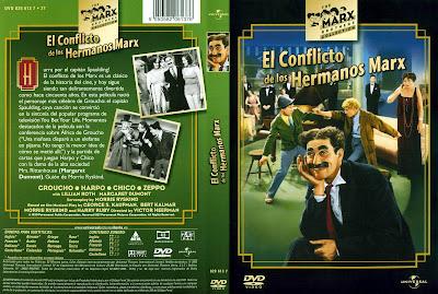 El conflicto de los Hermanos Marx ( 1930 )