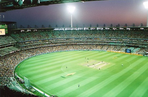 melbourne cricket ground facts