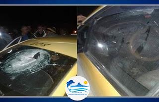 بالفيديو / العاصمة : منحرفون يقتلون سائق ''تاكسي'' بالحجارة !
