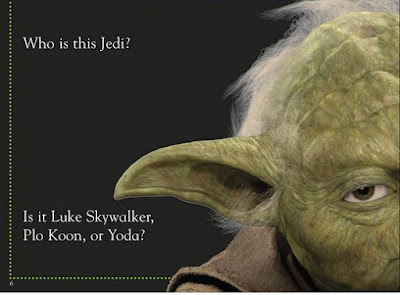 sample page #2 from CAN YOU SPOT A JEDI? (DK Readers) by Shari Last