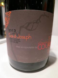 Domaine Courbis Saint-Joseph 2013 (91 pts)