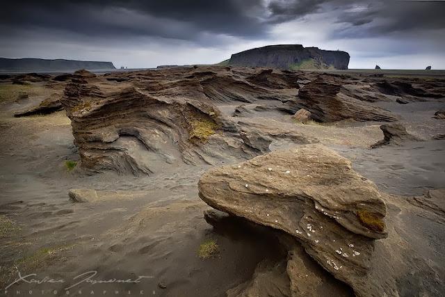 Paesaggio roccioso