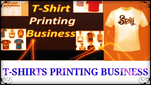 How To Start T-Shirt Printing Business With No Investment