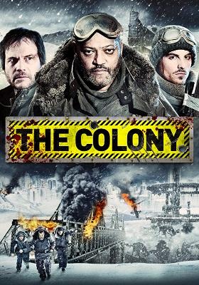 The Colony 2013 300MB BluRay Hindi Dubbed Dual Audio 480p