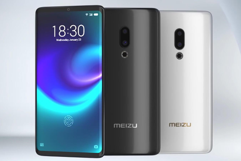 Meizu Zero ausencia total de botones, puertos y orificios