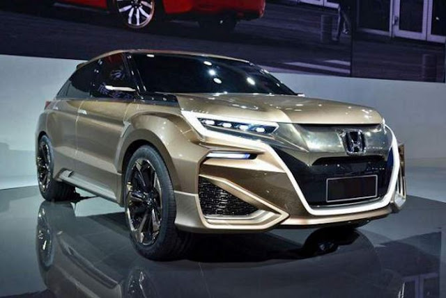 2018 Honda Avancier New Review, Release Date, Performance, Redesign, Price