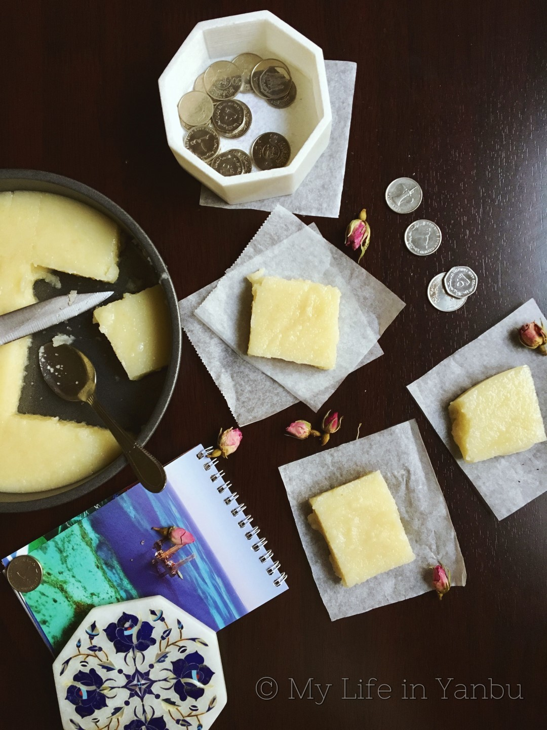 Life Lately | Kraiza | Semolina Pudding