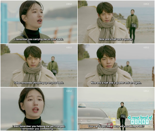 The First Kiss -  Uncontrollably Fond - Episode 7 Review - Korean drama 2016