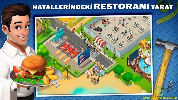 Tasty Town v1.2.3 Hileli APK