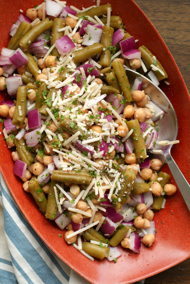 Lean Bean Salad
