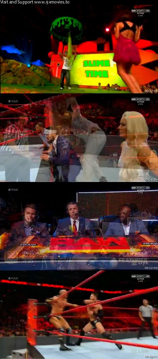 WWE Monday Night Raw 03 July 2017 HDTV 480p