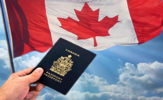 Làm hồ sơ xin visa du lịch canada