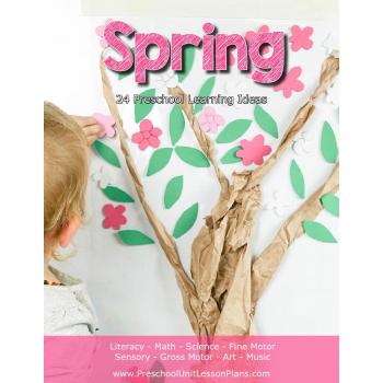 spring theme for preschool