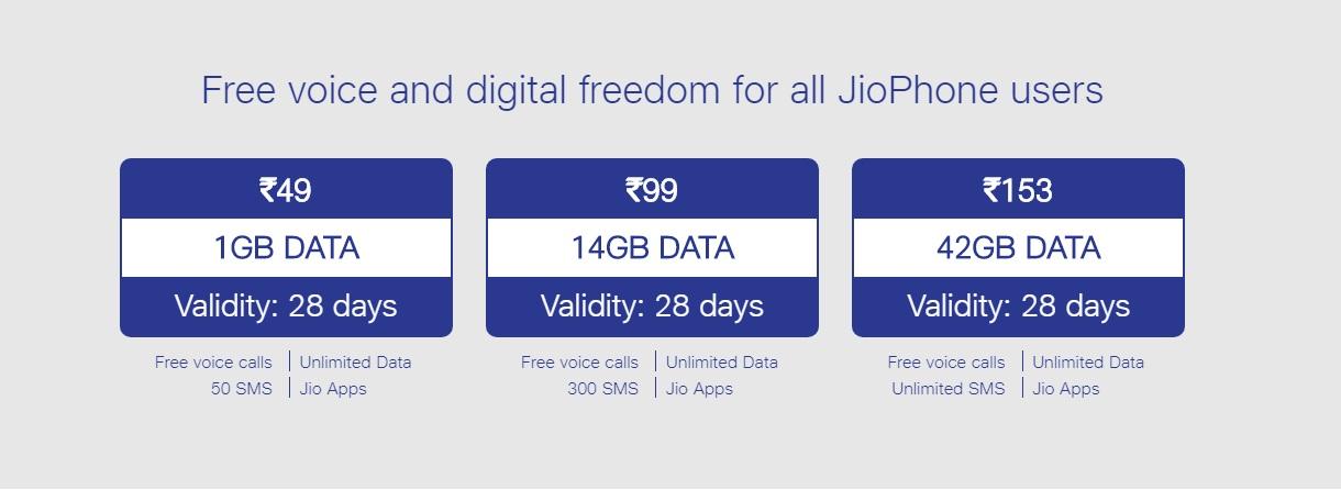 Jio Phone 2 Next Sale on August 30 - Webtusk