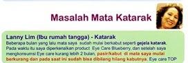 pengobatan tradisional matara katarak
