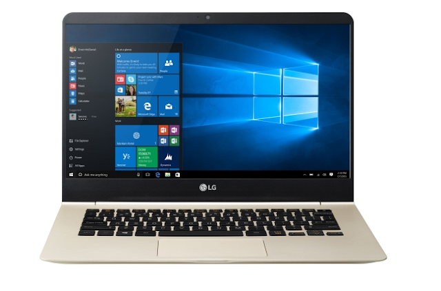 LG Electronics sets Guinness World Record with the Ultralight 14-inch Gram laptop