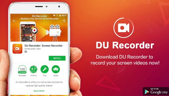 DU Recorder Free Download on Android App