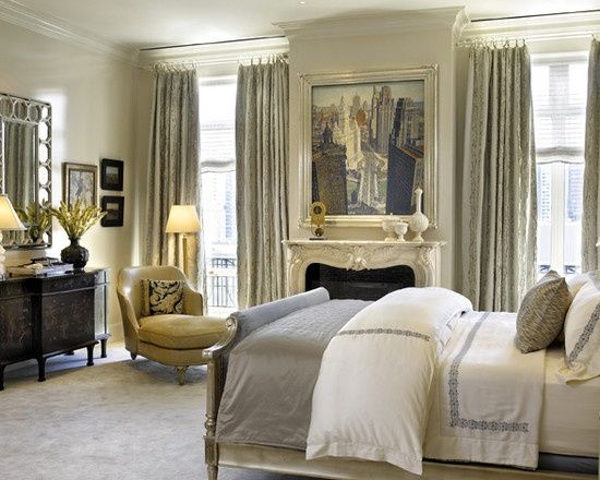 Eye For Design: Decorating With The Gold And Grey Color ...